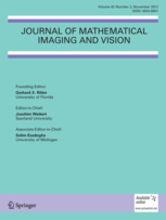 Published paper on Journal of Mathematical Imaging and Vision