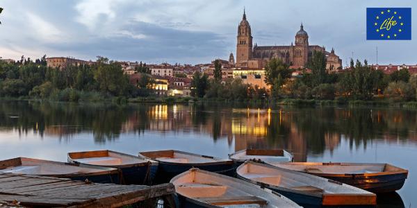 Life Vía de la Plata Salamanca