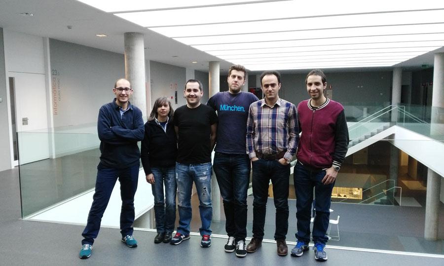 Dream-Go researchers