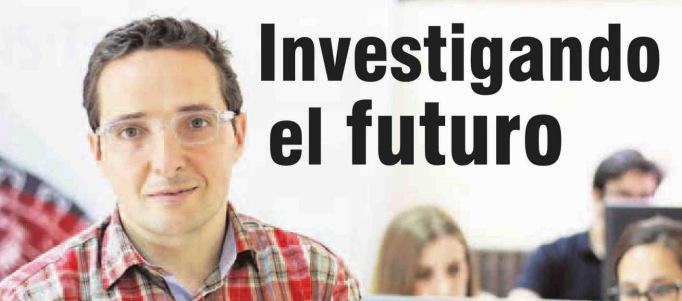 Juan M. Corchado recibe el primer primero en el desafio Universidad-Empresa