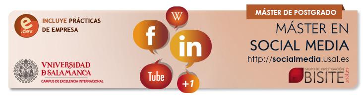 Máster en Social Media