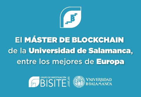 Máster en Blockchain BISITE