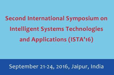 II Congreso Internacional en Sistemas Inteligentes y Aplicaciones